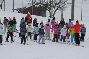 4年生 スキー出前授業