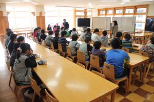 赤中校区児童生徒を語る会