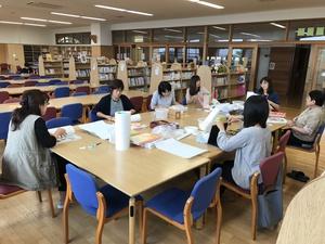 いきいき図書館ボランティア