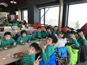 6年生スキー教室
