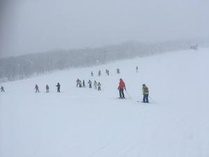 5年生スキー教室 無事スタート!