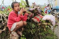 フィリピン台風募金