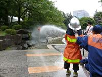消防コーナー
