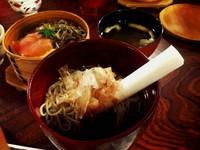 会津料理「田季野(たきの)」…輪箱飯
