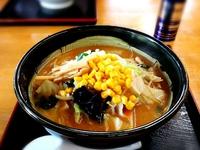 食事処一○八(石巻市)味噌タン麺