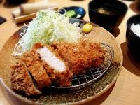 ロースとんかつ…とんかつと豚肉料理平田牧場