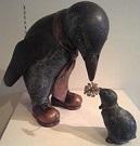 嵯峨卓 鍛金の仕事展(ペンギン)