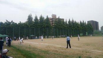 第64回高校総体ソフトボール競技・仙塩南地区大会