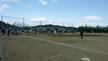 第64回高校総体ソフトボール競技・仙塩南地区大会(最終日)