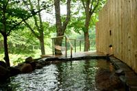 川の湯「岩露天風呂」
