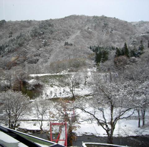 雪景色11/21(水)