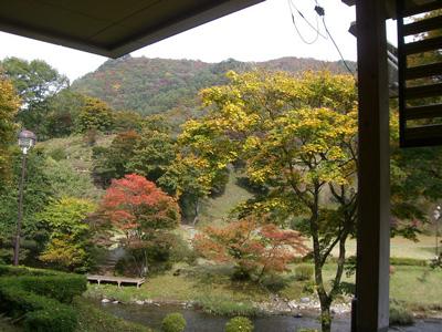 花巻、愛隣館の紅葉でお得なプランです。