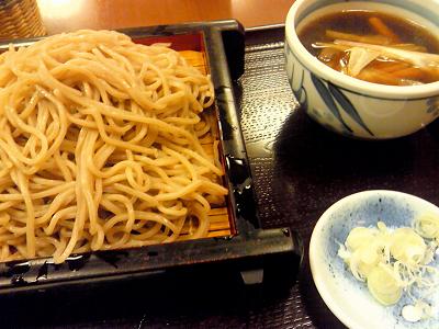 仙台お蕎麦屋