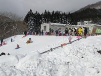 雪んこまつり開催★