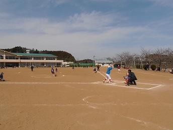 中学生ソフトボール松島大会