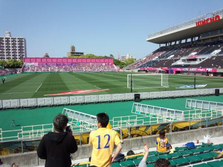 大阪に行ってきました(サッカー編)