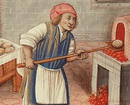パンの歴史は…
