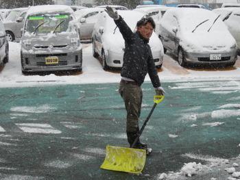 ☆また雪☆