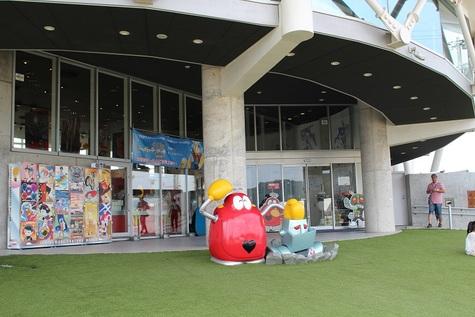 ロボコン漫画館