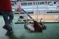 塩竃市営汽船船内