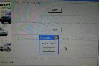 ベンツ診断機mb carsoft 7.4セットアップにはアクティブコードが必要しない