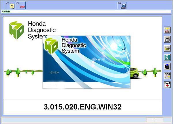 Free download V3.015.20 Honda HIM HDS software