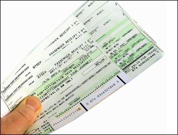 国際線の航空運賃