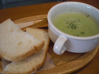 Cafe Otto(オットー)でランチ♪