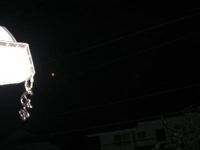 七夕の満月の夜に☆