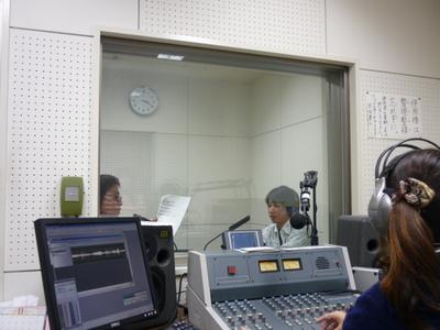 ラジオ石巻♪に。