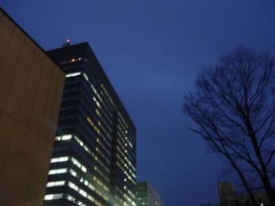 夜の始まり☆