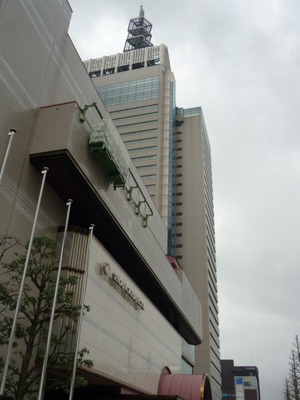 仙台国際ホテルにて