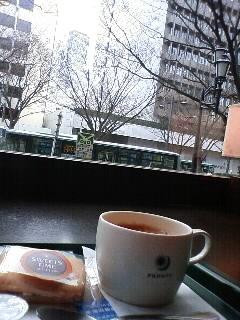 コーヒータイム♪