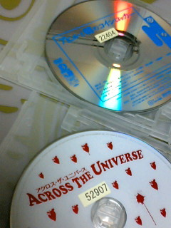 DVDを見たら…