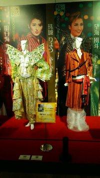 宝塚歌劇展(^_^♪