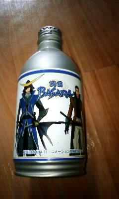 戦国BASARA アニメラベルビール
