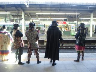 仙台城下の事