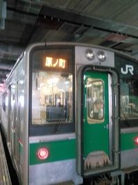 常磐線を使って仙台駅〜原ノ町駅を往復してみた