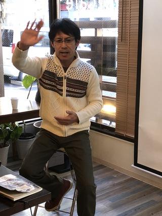 菅野美智夫さん
