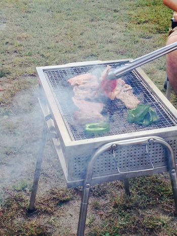 芋煮会の季節。