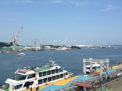 港のイタリアン。
