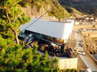 秋の旅:加茂水族館。