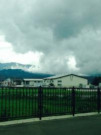 【サンビレッジ徳良湖】台風にまけないお盆休み。 2014/08/22 07:22:00