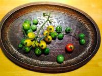たのしそうなトマト。 2014/07/29 07:27:00