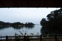 松島で借景ランチ。 2013/12/27 07:28:00
