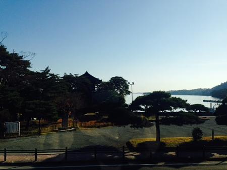 ふだんづかいの松島。