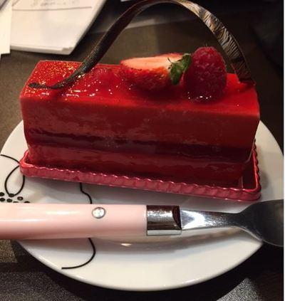 シベールのケーキ♪