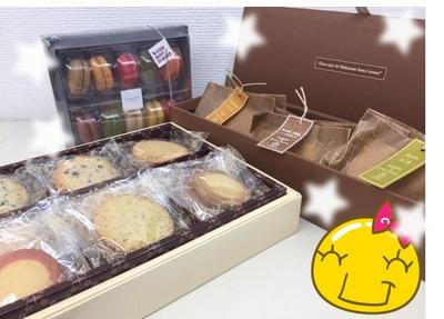 ☆素敵なお菓子達☆