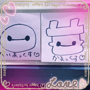 ホワイトデーPart2(人´ω`*).☆.。.:*・゜