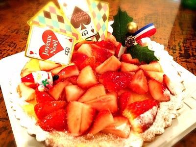 ケーキ!ヾ(*・ω・)ノ゜